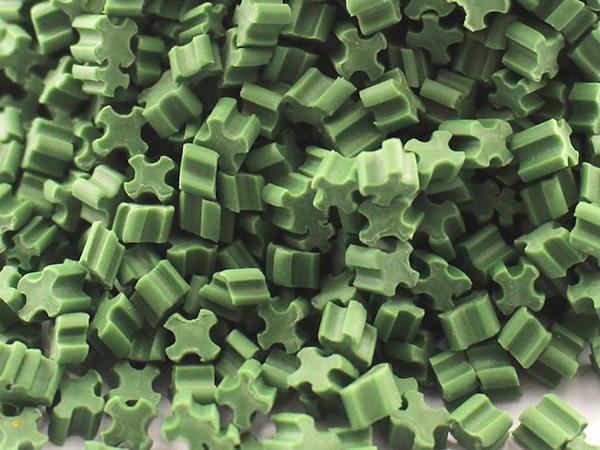 人造草坪填充颗粒