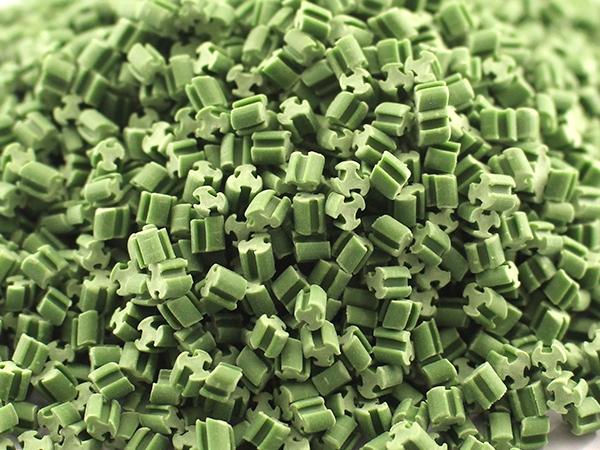 人造草坪填充颗粒环保