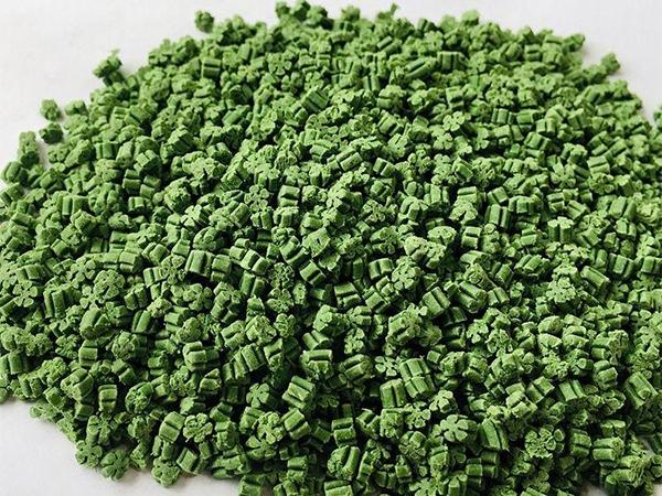 人造草坪颗粒